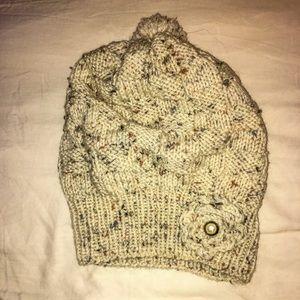 NEW handmade knit beanie